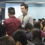 STI College Caloocan (Professional Etiquette Seminar)