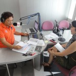 Carol Tan GOOD JOB PHILIPPINES (DZRJ 801 AM) Radio Guesting