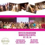 Bifesta Roadshow Eastwood Richmonde Hotel July 30, 2014