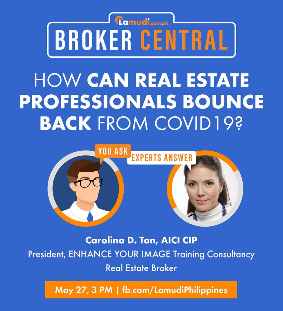 How Can Real Estate Professionals Bounce Back From Covid-19?