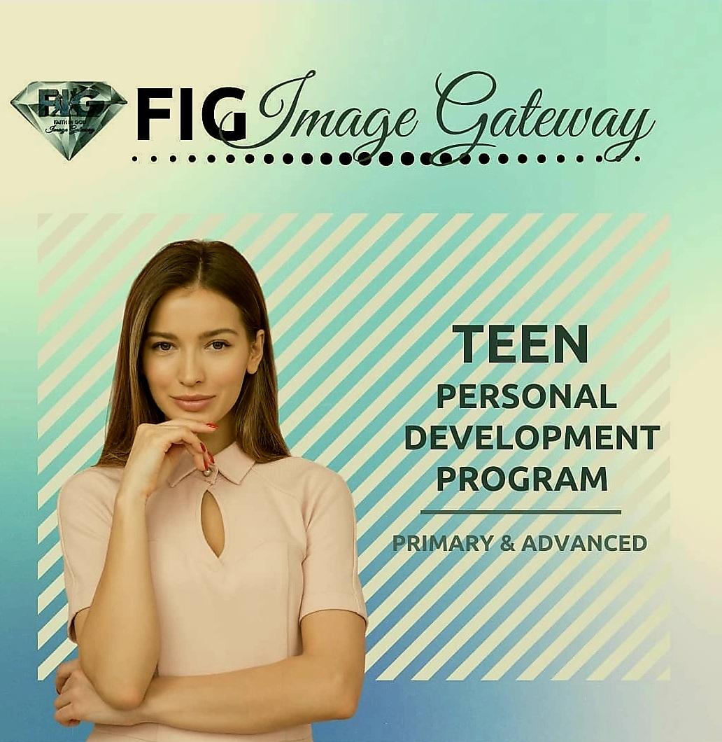 TEENS Personal Development Program By F.I.G. Image Gateway