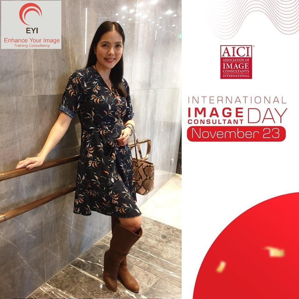 November 23: International Image Consultant Day