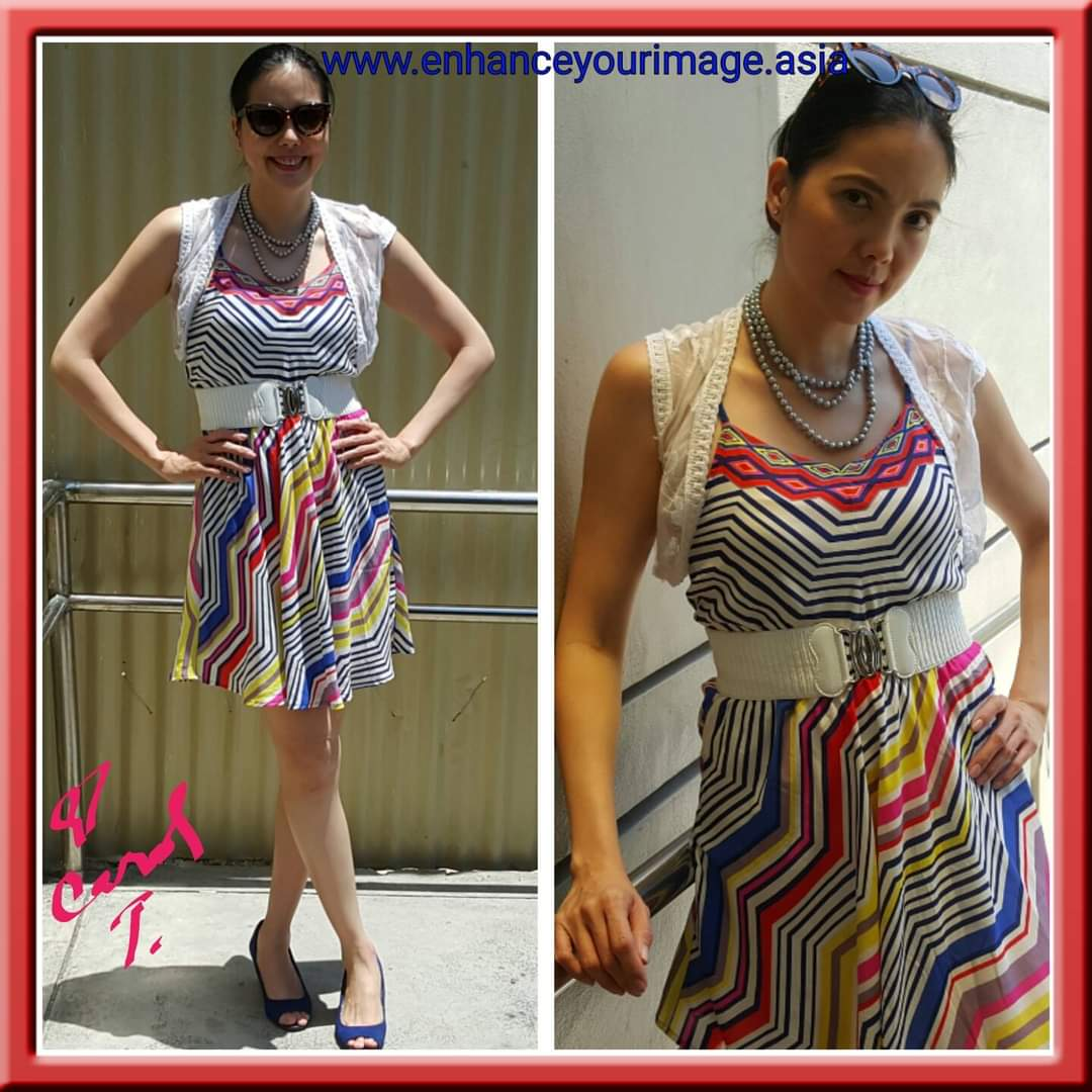 Diagonal Lines In Clothing