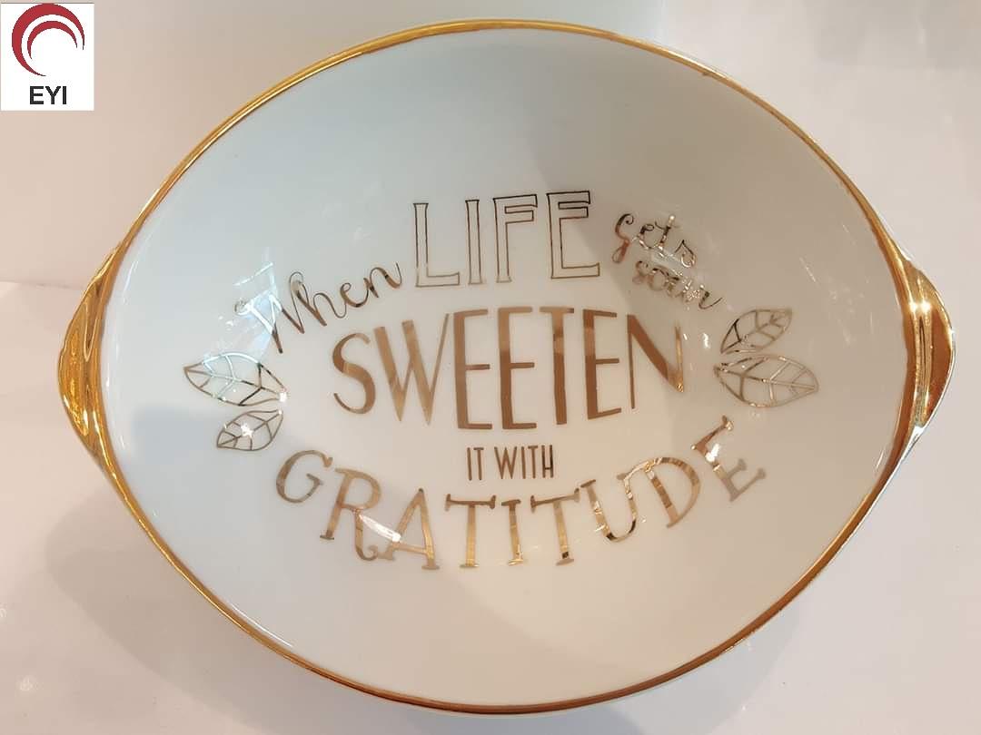 SWEETENING LIFE WITH GRATITUDE